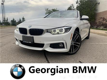 2019 BMW 440i xDrive (Stk: P1546) in Barrie - Image 1 of 21