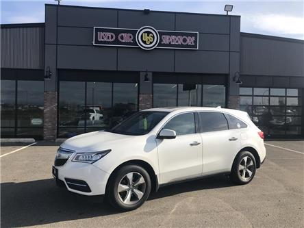 2016 Acura MDX Base (Stk: 3821) in Thunder Bay - Image 1 of 3