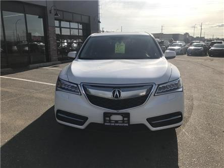 2016 Acura MDX Base (Stk: 3821) in Thunder Bay - Image 2 of 3