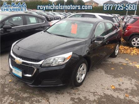 2015 Chevrolet Malibu LS (Stk: V858A) in Courtice - Image 1 of 10