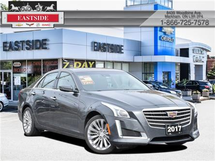 2017 Cadillac CTS 3.6L Luxury (Stk: 214890B) in Markham - Image 1 of 30