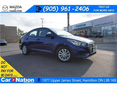 2018 Hyundai Accent  (Stk: DR167) in Hamilton - Image 1 of 37