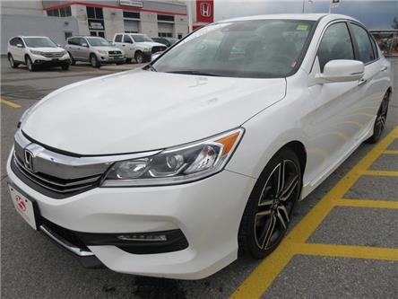 2016 Honda Accord Sport (Stk: K14874A) in Ottawa - Image 1 of 19