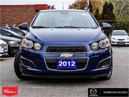 2012 Chevrolet Sonic LT (Stk: N190436A) in Markham - Image 2 of 25