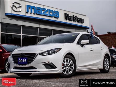 2016 Mazda Mazda3 Sport GS (Stk: D5190789A) in Markham - Image 1 of 24