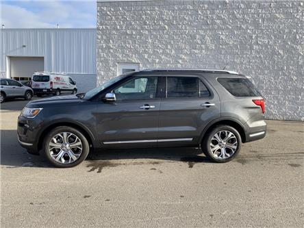 2019 Ford Explorer Platinum (Stk: 19639) in Perth - Image 2 of 14