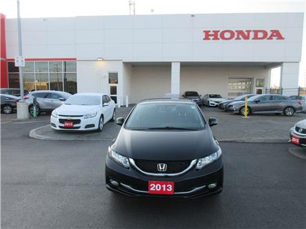 2013 Honda Civic Touring (Stk: VA3704) in Ottawa - Image 2 of 20