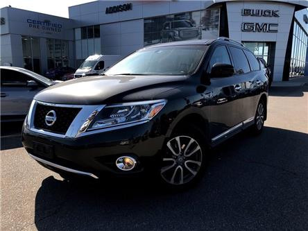 2015 Nissan Pathfinder  (Stk: U702896) in Mississauga - Image 1 of 19