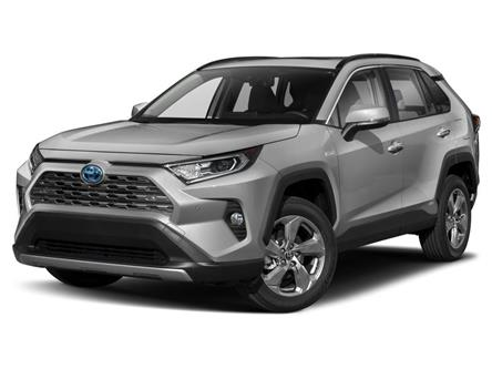 2020 Toyota RAV4 Hybrid Limited (Stk: 20077) in Brandon - Image 1 of 9