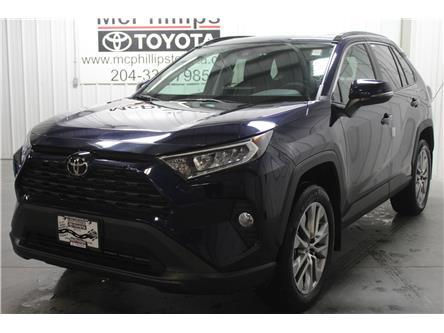 2020 Toyota RAV4 XLE (Stk: C063652) in Winnipeg - Image 1 of 22