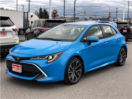2019 Toyota Corolla Hatchback Base (Stk: W4905) in Cobourg - Image 1 of 24