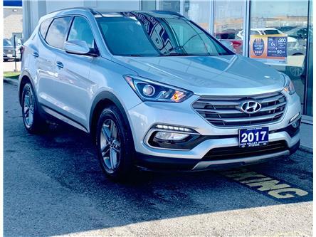 2017 Hyundai Santa Fe Sport 2.4 Luxury (Stk: 8105H) in Markham - Image 1 of 21