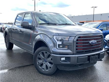 2016 Ford F-150 Lariat (Stk: 19T1345A) in Midland - Image 1 of 22