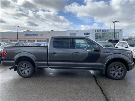 2016 Ford F-150 Lariat (Stk: 19T1345A) in Midland - Image 2 of 22