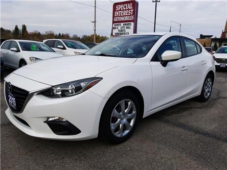 2015 Mazda Mazda3 GX (Stk: 192089) in Cambridge - Image 1 of 20