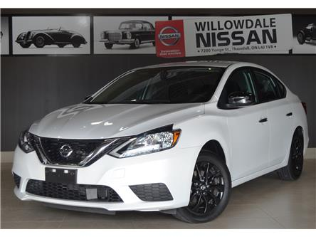 2018 Nissan Sentra 1.8 SV (Stk: N182A) in Thornhill - Image 1 of 30