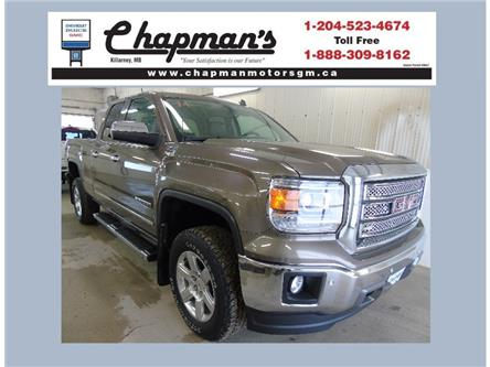 2014 GMC Sierra 1500 SLT (Stk: 19-105A) in KILLARNEY - Image 1 of 17