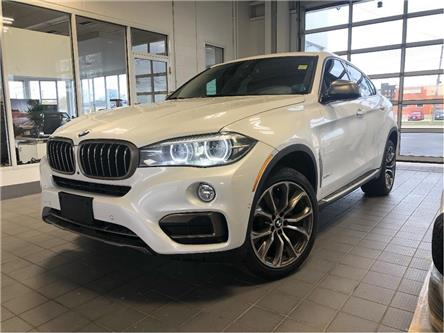 2017 BMW X6 xDrive35i (Stk: XU252) in Sarnia - Image 1 of 18