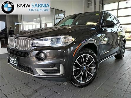 2017 BMW X5 xDrive35i (Stk: XU232) in Sarnia - Image 1 of 25