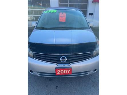 2007 Nissan Quest 3.5 S (Stk: ) in Cobourg - Image 1 of 15