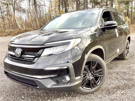 2020 Honda Pilot Black Edition (Stk: 200094) in Orléans - Image 1 of 24