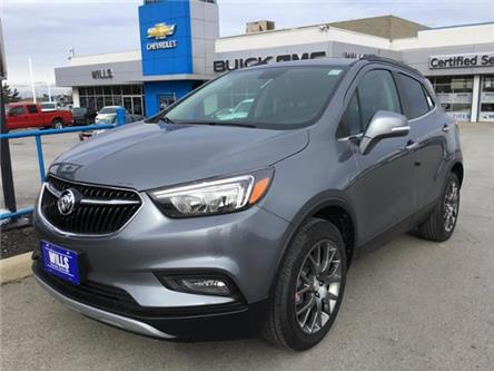2019 Buick Encore Sport Touring (Stk: K187) in Grimsby - Image 1 of 14
