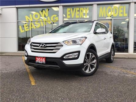 2016 Hyundai Santa Fe Sport 2.0T Limited (Stk: H12015A) in Peterborough - Image 1 of 16