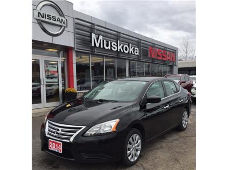 2014 Nissan Sentra 1.8 SV (Stk: UC183) in Bracebridge - Image 1 of 14