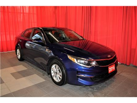 2016 Kia Optima LX (Stk: K19387A) in Listowel - Image 1 of 14