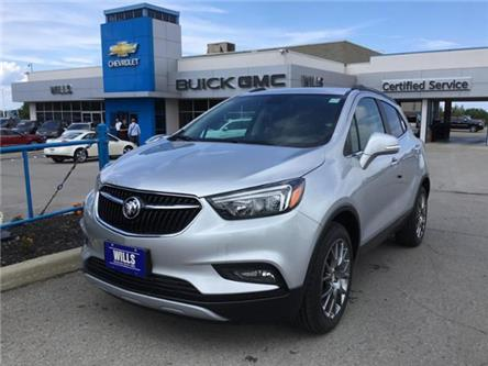 2019 Buick Encore Sport Touring (Stk: K482) in Grimsby - Image 1 of 14