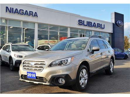 2016 Subaru Outback 2.5i (Stk: S4864A) in St.Catharines - Image 1 of 25