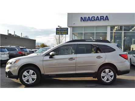 2016 Subaru Outback 2.5i (Stk: S4864A) in St.Catharines - Image 2 of 25
