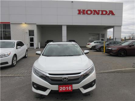 2016 Honda Civic Touring (Stk: 27797L) in Ottawa - Image 2 of 20