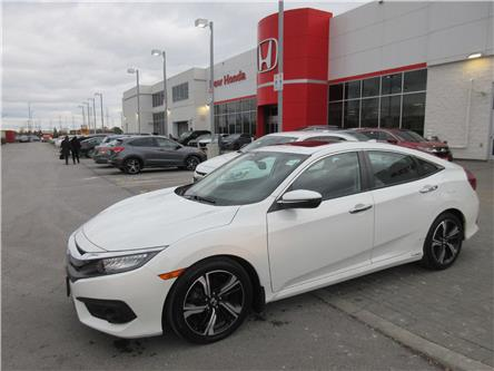 2016 Honda Civic Touring (Stk: 27797L) in Ottawa - Image 1 of 20