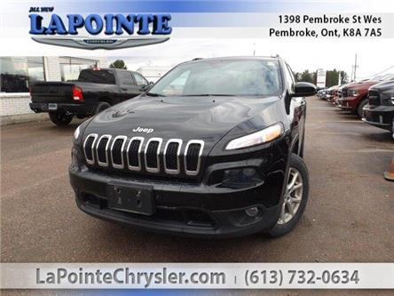 2016 Jeep Cherokee North (Stk: 19300A) in Pembroke - Image 1 of 26