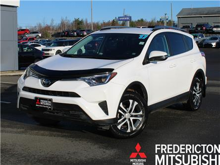 2017 Toyota RAV4 LE (Stk: 191322A) in Fredericton - Image 1 of 9