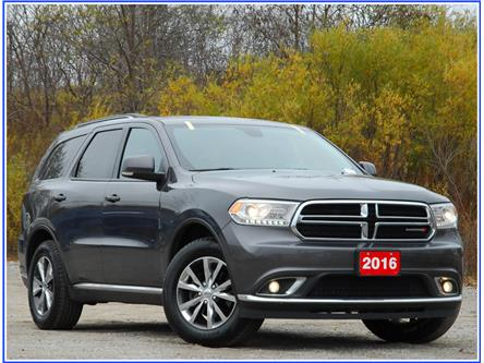 2016 Dodge Durango Limited (Stk: 148990AX) in Kitchener - Image 1 of 20