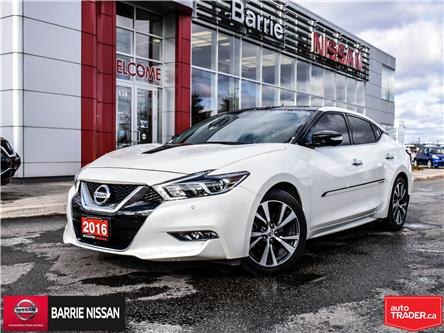 2016 Nissan Maxima Platinum (Stk: P4590A) in Barrie - Image 1 of 30