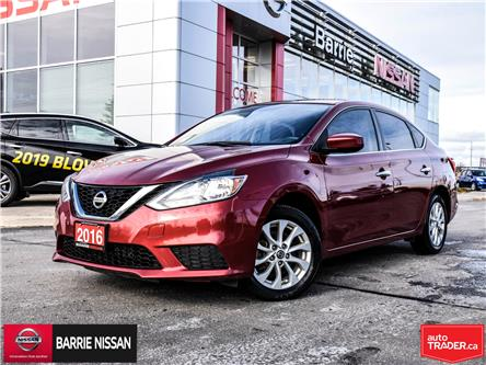 2016 Nissan Sentra 1.8 S (Stk: P4594A) in Barrie - Image 1 of 28