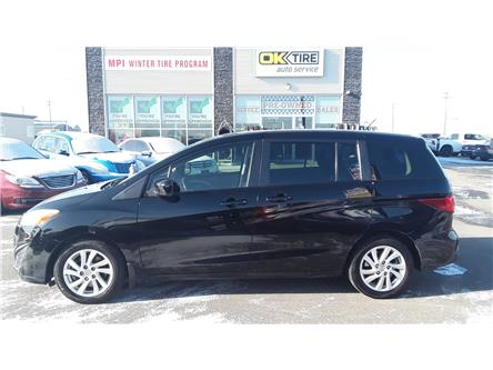 2012 Mazda Mazda5 GS (Stk: P594) in Brandon - Image 2 of 25