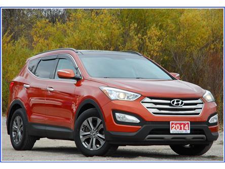 2014 Hyundai Santa Fe Sport 2.4 Luxury (Stk: 59454A) in Kitchener - Image 1 of 15