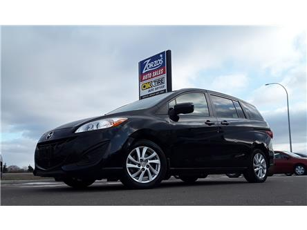 2012 Mazda Mazda5 GS (Stk: P594) in Brandon - Image 1 of 25