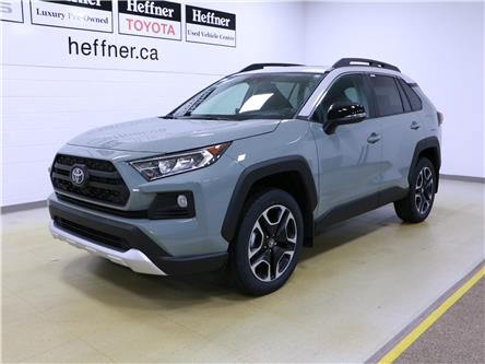 2020 Toyota RAV4 Trail (Stk: 200452) in Kitchener - Image 1 of 5