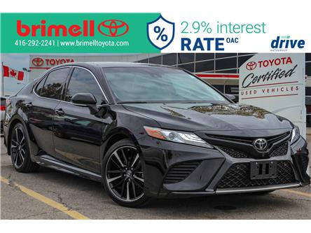 2018 Toyota Camry XSE (Stk: 196068A) in Scarborough - Image 1 of 25