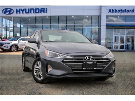 2020 Hyundai Elantra Preferred w/Sun & Safety Package (Stk: LE996698) in Abbotsford - Image 1 of 23