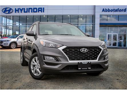 2020 Hyundai Tucson Preferred w/Sun & Leather Package (Stk: LT111729) in Abbotsford - Image 1 of 24