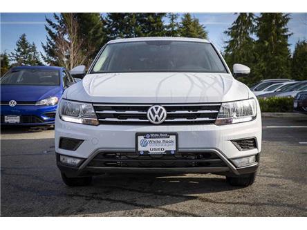 2018 Volkswagen Tiguan Comfortline (Stk: KT106421A) in Vancouver - Image 2 of 22