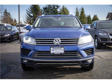 2016 Volkswagen Touareg 3.6L Highline (Stk: KT185494A) in Vancouver - Image 2 of 21