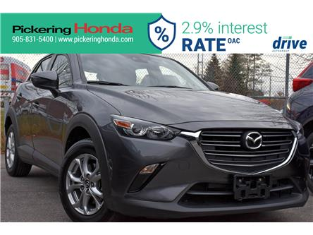 2019 Mazda CX-3 GS (Stk: P5387A) in Pickering - Image 1 of 31