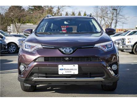 2017 Toyota RAV4 Limited (Stk: P9907) in Vancouver - Image 2 of 23